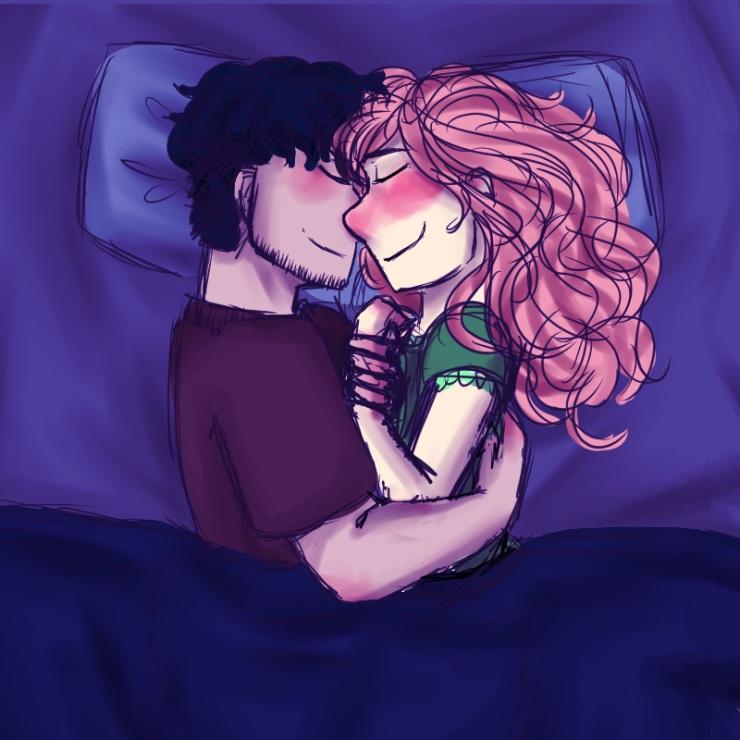 Asleep Beside you