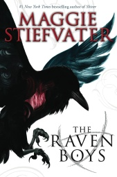 ... in Libraryland** A YA Book Blog: Book Review: The Raven Boys