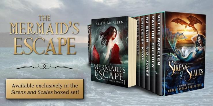 mermaid's escape